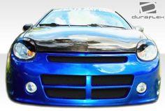 2000-2002 Dodge Neon Duraflex Viper Front Bumper Cover - 1 Piece