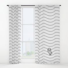 Buy #010 OWLY slim dunes Window Curtains by owlychic. Worldwide shipping available at Society6.com. Just one of millions of high quality products available. #curtains #textiles #livingrooms #products #today #owlychic #curtain #hanger #window #window #covers #livingrooms #decors #building #product