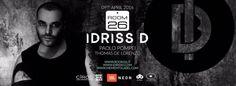 Room 26 Roma: sabato 9 aprile 2016 - Guest Dj Idriss D. Ingresso dalle ore 23:30. Sconto sul biglietto di ingresso in Lista One-Night. Chiama il 3285442065 per metterti in lista.
