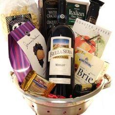 Bridal Shower Games: Bridal Shower Prize Basket Ideas