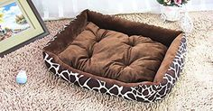 Oriental eLife Cat or Dog Bed by Trendy Pet | Design in Many Colors and Size to Fit any Pet and Home | Thick, Bolstered Ultra-Soft Microfiber | Easy-to-Clean, 100% Machine Washable. -- Discover this special dog product, click the image : dog beds