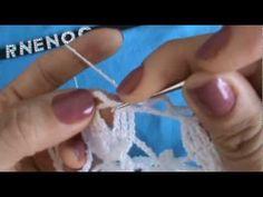 4 DE 13 COMO TEJER PASO A PASO VESTIDO SALIDA DE ALBERCA GANCHILLO CROCHET - YouTube