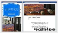 Facebook aggiorna la funzione Note e la trasforma in una vera piattaforma di social blogging. Vediamo pregi e difetti.