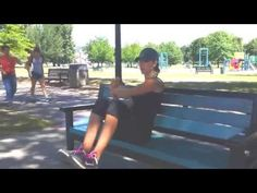 Body Connection Fitness No equipment ab workout to do at the park » Body Connection Fitness