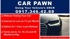 Fast Process Car Pawn of ORCR Mandaluyong City - Philippines Buy and Sell Marketplace - PinoyDeal Collateral Loans, Bridge Support, Makati, Free Classified Ads, Car Loans, Philippines, Manila, 3 Years, City