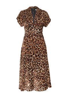 BRANDEE MIDLENGTH DRESS by Alice + Olivia