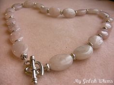 Jewelry Lessons: How To Use Crimp Beads   My Girlish Whims
