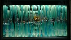 "Gaga's Workshop window installation at Barney's New York. Photo: Hanna Sarén //my inspiration // Hanna Sarén ""Geometry"" AW13 collection"