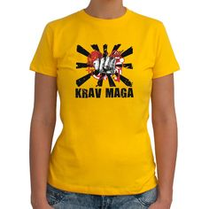 Krav Maga Fist Women T-Shirt