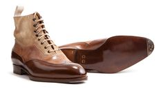 St. Crispin's MTO boots