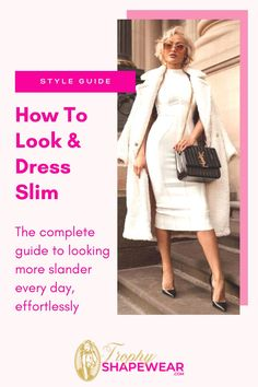 The complete guide to looking more slander every day, effortlessly Hip Shaper, Hourglass Body Shape, Best Underwear, Body Suit With Shorts, Women's Shapewear, Just Amazing, Cool Eyes, Wearing Black, Chic Outfits
