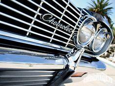 1964 Chevy Impala Ss Headlights