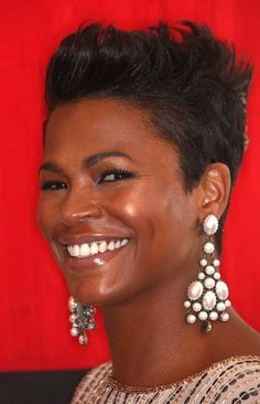 short hairstyles for women over 50 | Short Cuts for Black Women 2013-2 | FABULOUS!!!