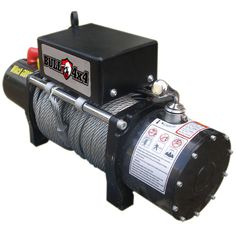 WINCH 6000 Lbs 12 volt dan 24 volt Image
