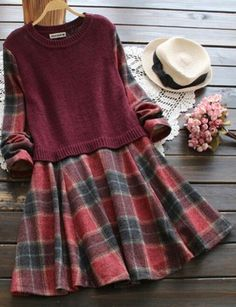 Wonderful Outfit Ideas Vintage To Update Your Dressing outfit ideas vintage, Детская одежда # Look Fashion, Hijab Fashion, Autumn Fashion, Fashion Dresses, Womens Fashion, Linen Dresses, Casual Dresses, Casual Outfits, Cute Outfits