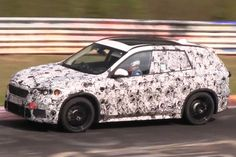 2016 BMW X1: New Video From Nurburgring - http://www.bmwblog.com/2014/04/15/2016-bmw-x1-new-video-nurburgring/