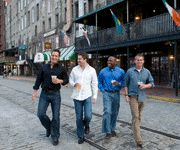 How to travel like a local in Savannah