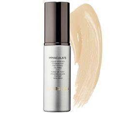 Immaculate Liquid Powder Foundation Mattifying Oil Free - Hourglass | Sephora