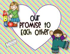 Our Promise to Each Other