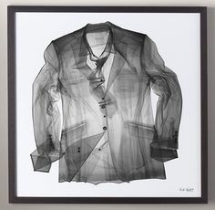 X-ray Photography Shirt Print by Nick Veasey