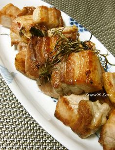 Crispy Sautéed Pork Belly