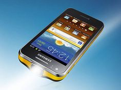 Galaxy Beam tem projetor embutido e custa R$ 999 (Foto: Divulgação)...