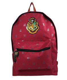 14x37x28 cm Mixte Adulte, W x H x L Groovy/ Sac /À Dos Harry Potter Multicolore