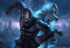 25 Fan Art Masterpieces Inspired By Mortal Kombat