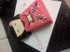 Kimmidoll Children's Birthday Cakes