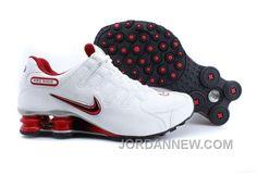 http://www.jordannew.com/mens-nike-shox-nz-shoes-white-red-silver-for-sale.html MEN'S NIKE SHOX NZ SHOES WHITE/RED/SILVER FOR SALE Only $79.73 , Free Shipping!