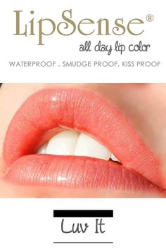 Luv It Lipsense        Dont forget your Glossy Gloss and Oops Remover! | Shop this product here: http://spreesy.com/antlersandlaceboutiquetx/56 | Shop all of our products at http://spreesy.com/antlersandlaceboutiquetx    | Pinterest selling powered by Spreesy.com