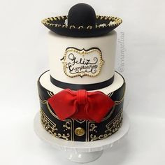 New party tematic mexican Ideas Mexican Birthday Parties, Mexican Fiesta Party, Fiesta Theme Party, Mexico Party, Mexican Party Decorations, Quinceanera Cakes, Baptism Party, Cute Cakes, Themed Cakes