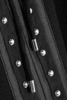 Altuzarra - Yuba Embellished Crepe De Chine Blouse - Black - FR34