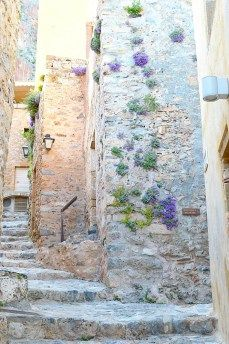 Discover Monemvasia – the medieval city of Greece – ellwed Medieval Fortress, Greece, Artists, Island, City, Inspiration, Greece Country, Biblical Inspiration, Islands
