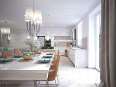 Dizajnové, moderné kuchyne | Realizácie interiérov | Lual Studio Trnava