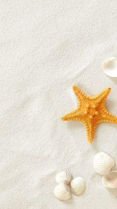 Pure Seaside Beach Starfish Seashell – My Pin Page Iphone Lockscreen Wallpaper, Best Wallpaper Hd, Beach Wallpaper, Summer Wallpaper, Mobile Wallpaper, Cute Wallpapers, Wallpapers Ipad, Mermaid Wallpaper Iphone, Hd Desktop