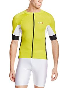 f0c2c6ac2 Amazon.com   Louis Garneau Men s Carbon Cycling Jersey   Sports   Outdoors