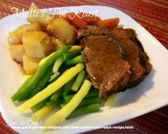 Easy german recipes for crock pot