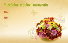 Pozvánka Na Oslavu Narozenin Domácí Nápady Floral Wreath, Wreaths, Decor, Art, Art Background, Floral Crown, Decoration, Door Wreaths, Kunst