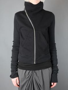 RICK OWENS DRK SHDW SWEATER - ANTONIOLI OFFICIAL WEBSITE