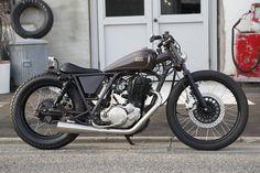 平和モーターサイクル - HEIWA MOTORCYCLE - | SR400 005 (YAMAHA)