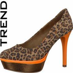 Leather Pumps 1 1 22457 22: Buy Tamaris High heels online!