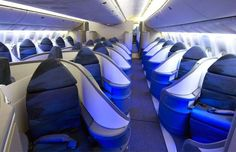 Air Canada.   1 of the 16 most luxurious and innovative air lines included in this list.