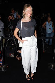 Sienna Miller - October 2016