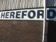 Hereford United: Edgar Street