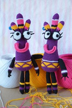 Jussi knit from the movie-Kumi Kumi. DIY