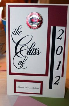 Graduation Card by Connieh30 - Cards and Paper Crafts at Splitcoaststampers