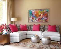 moroccan accent living room - Google Search