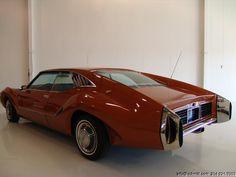 1967 OLDSMOBILE BARRIS 70-X TORONADO