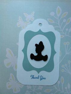 Disney Princess Favor Tags by handmadewithlovnessa on Etsy, $9.00